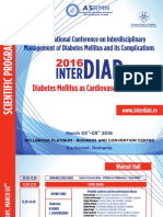 Interdiab 2016 Program