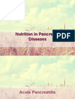 Nutrition in Pancreatic Diseases 2