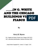 Ellen G. White and the Chicago Buildings Vision Fiasco
