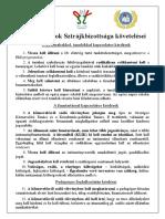 A Pedagogusok Sztrajkbizottsaga Kovetelesei 2