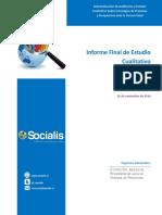 Estudio Cualitativo Audiencias Comisión Pensiones Chile