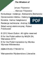 Kevin Dutton - Mądrość Psychopatów.pdf