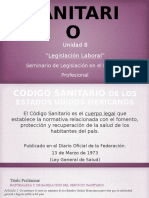 CODIGO SANITARIO