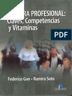 Carrera Profesional Claves, Competencias y Vitaminas