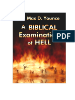 A Biblical Examination of Hell by Dr. Max D. Younce