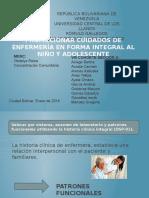 consentracion clinica