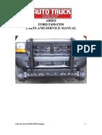 Aries F450 F550 Manual