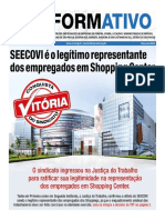 Informativo SEECOVI - Fevereiro 2016