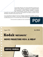KODAK Instamatic M55-l