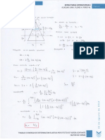 Estructuras Hiperestaticas I FACTOR de FORMA