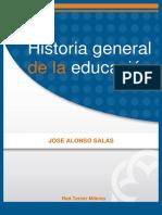 SALAS - Historia General de Educación - Edad Antigua y Medieval