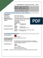 Msds-qrr010905 915 d07 en Cleaning-Agent