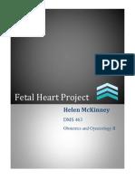 fetal heart project