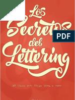 Los Secretos Del Lettering