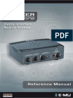 Tracker Manual