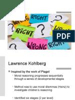 chap4 kohlberg and eriksen notes and death vaessen