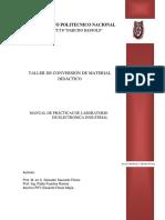 Manual de Prácticas de Electrónica Básica_Christian Espinosa