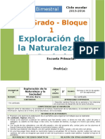 Plan 2do Grado - Bloque 1 Exploración de la Naturaleza.doc