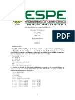 Metodos Numericos Derivacion e Integracion