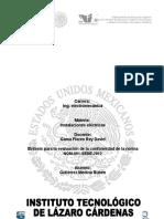 Síntesis Del Procedimiento nom-001-SEDE-2012