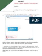 Tutorial Mathcad Prime 2.0 e 3.0