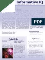 Informativo IQ - Dezembro 2011