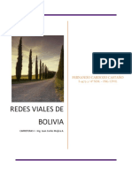 Redes de Comunicacion en Bolivia