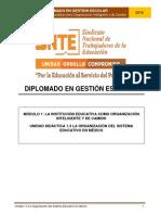 LaorganizaciondelSistemaEducativoenMexico_