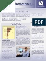 Informativo IQ - Janeiro e Fevereiro 2014