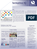 Informativo IQ - Maio 2014