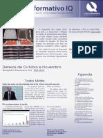 Informativo IQ - Outubro e Novembro 2014