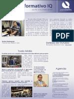 Informativo IQ - Outubro 2015