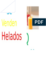 Cv Helados