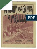 Album de La Guerra de Melilla 1909 - Cuaderno 01