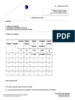 DCDiurno RaciocinioLogico PCampos Aula0304 130215 MGomes