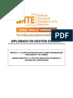 LaPoliticaeducativaenMexicoyCalidaddeEducacion_