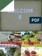 Adventure Tourism