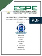 Informe Espe
