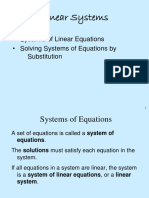 1_19_2016_Solving Systems of Linear Equations 2