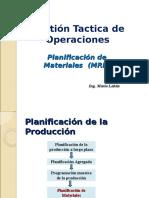 Sesion N5 -Planificacion de Materiales