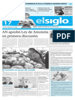 Edición Impresa Elsiglo 17-02-2016