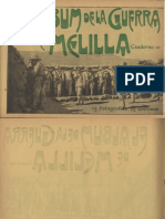 Album de La Guerra de Melilla 1909 - Cuaderno 10