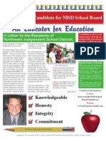 Campaign Letter