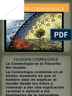 Filosofiacosmologica Correcxta2 130627112340 Phpapp01
