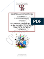 Dx Psicopedagogico Itzel 2 Final