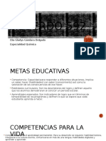 Elia Gladys Gándara Delgado Química Acuerdo 592