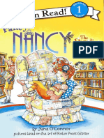 Fancy Nancy and the Dazzling Book