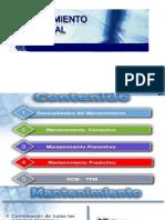 Concepto e Importancia Del Mantenimiento Inductrial