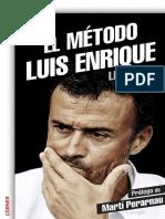 576.- El Metodo Luis Enrique