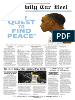 The Daily Tar Heel for Feb. 17, 2016